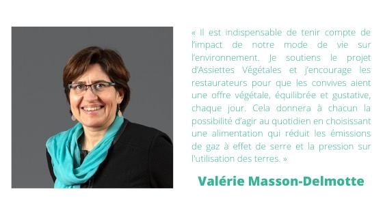 Valérie Masson-Delmotte, du GIEC, soutient notre campagne