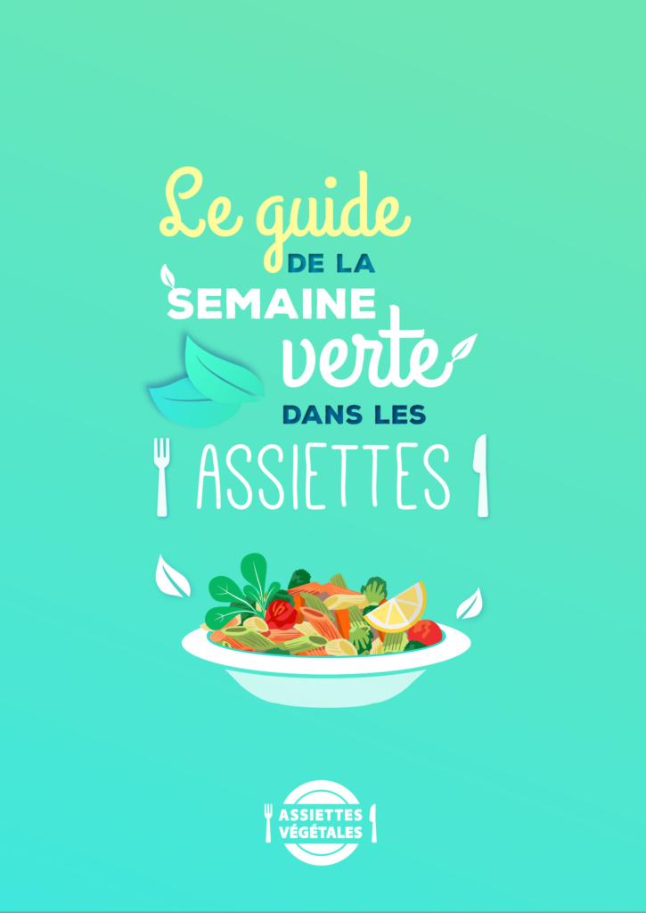 semaine vertes dans les assiettes