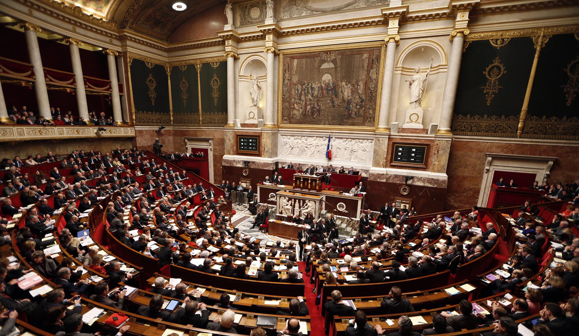Le choix végétal s'invite à l'Assemblée nationale et au Sénat