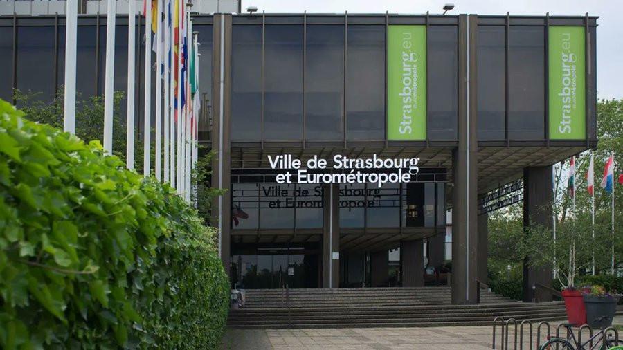 Strasbourg se met au vert