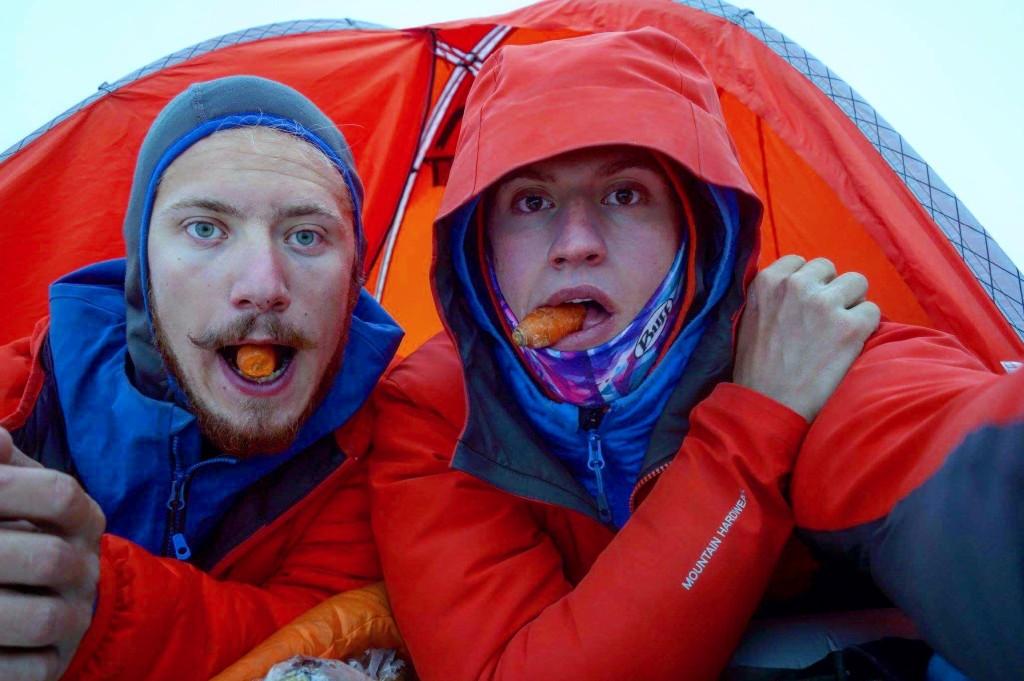 Les frères Ladevant, sportifs de montagne, nous soutiennent !